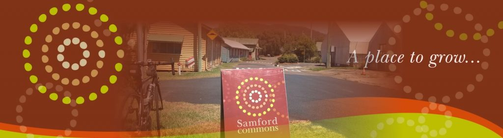 Samford Commons - a place to grow
