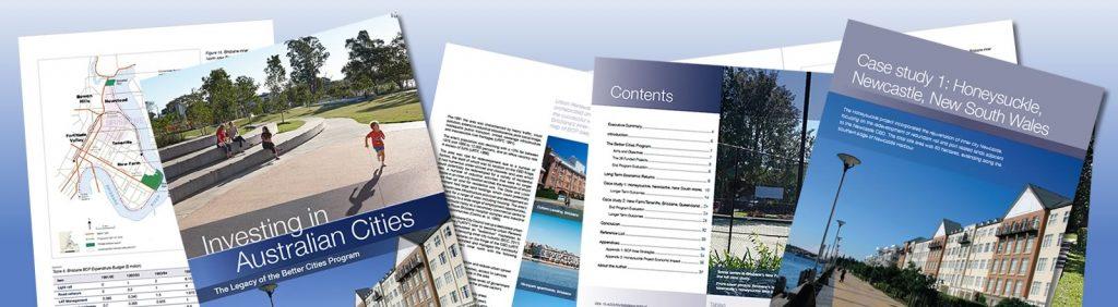 Designs for academic report for QUT