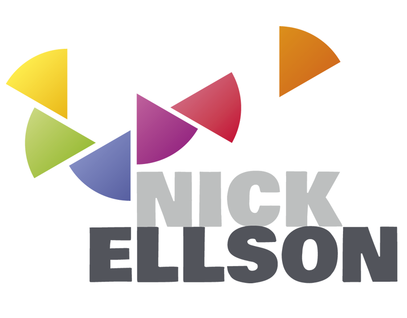 Logo design for Nick Ellson
