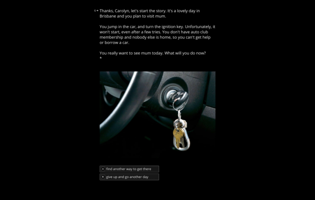 Screenshot - car key