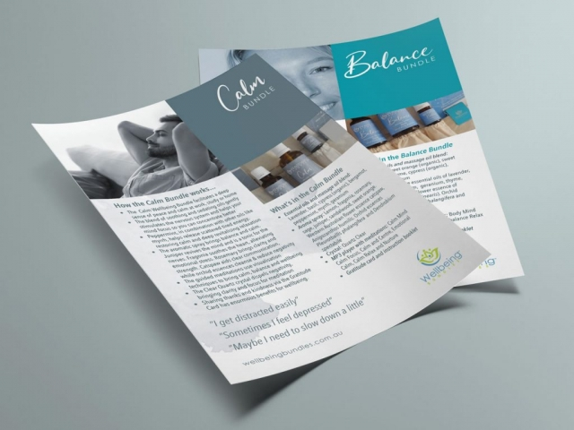 Wellbeing bundles product info