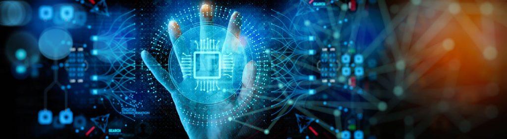 High tech touch screen innovation