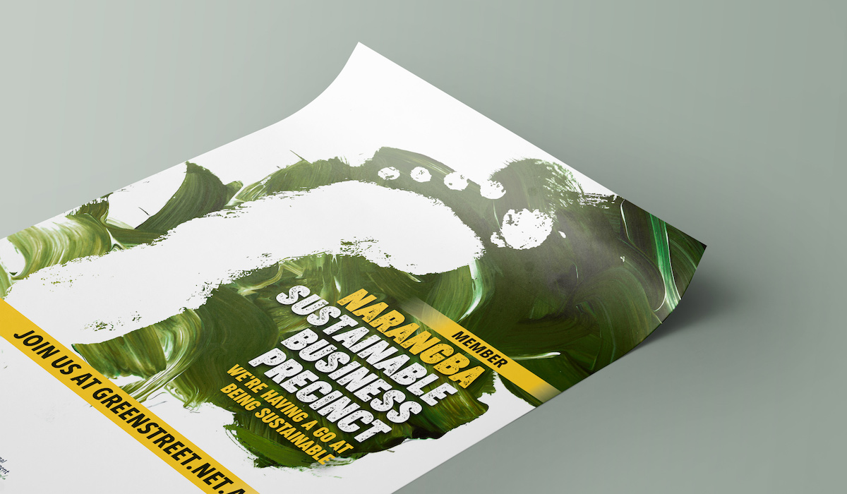 poster - Narangba